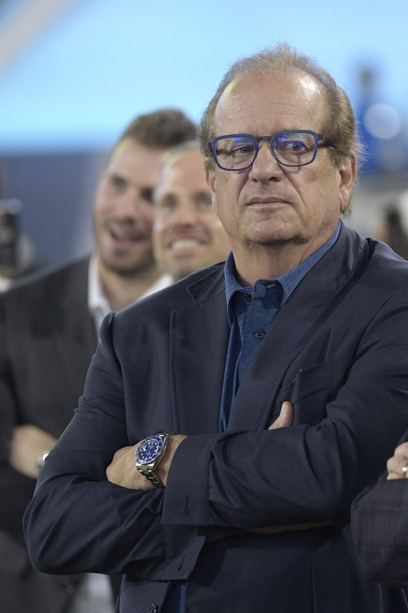 Los Angeles Chargers Chairman of the Board Dean Spanos