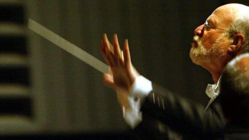 Conductor Allen Robert Gross