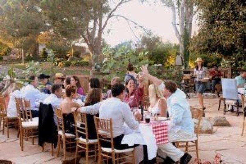 2013 Summer Supper Club Dinner