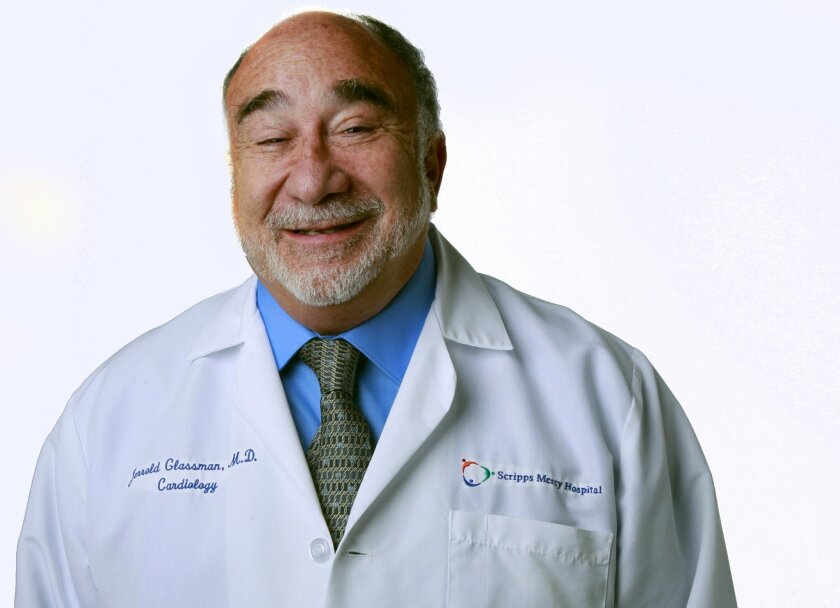 Dr. Jerrold Glassman is a cardiologist at Mercy hospital and this profile will be about the hospital's 125th anniversary.