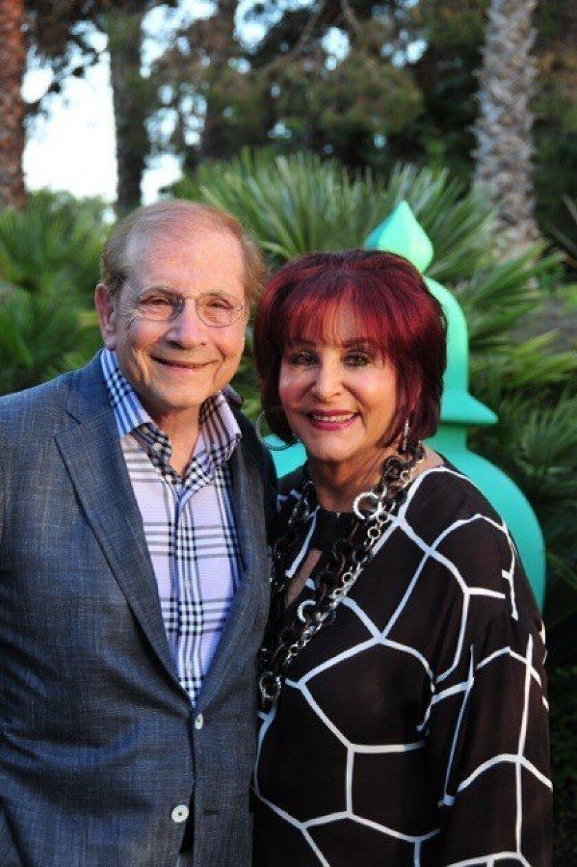 Matthew and Iris Strauss