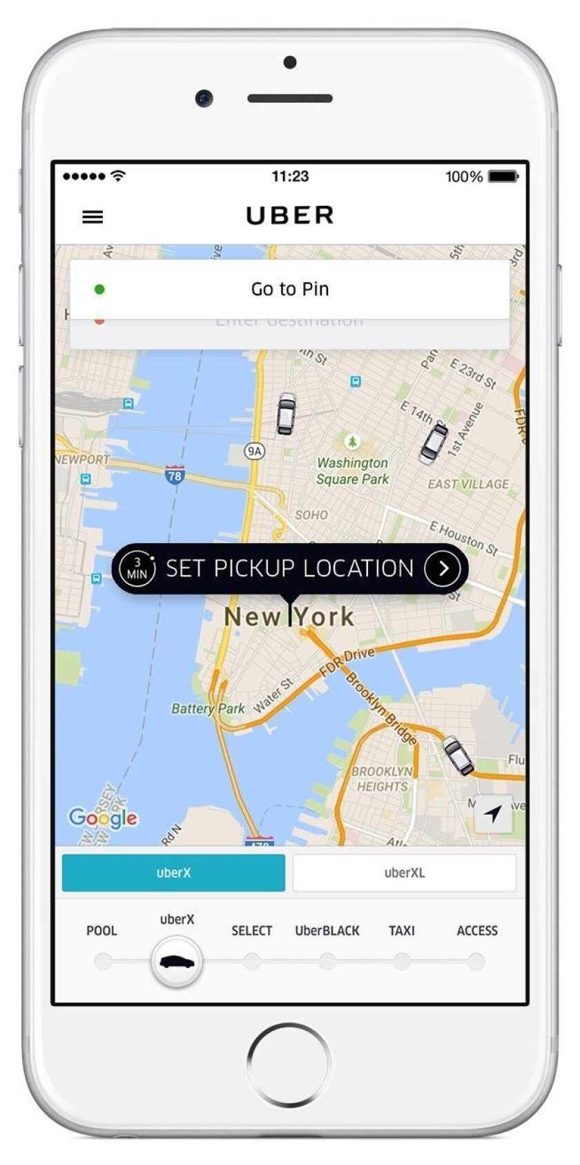 Up With Uber — Have you heard of Uber? Kind of like a taxi, but cheaper and you must have a smartphone to use it. Learn the basics from instructor Eva Dunlap, who will teach you how to download the app, create an account and instantly book a ride, 1 p.m. Monday, Feb. 29, at La Jolla Community Cente