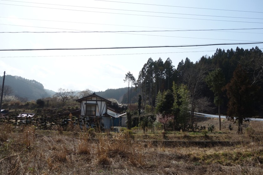Naraha, Japan, is almost a ghost town. Only 6% of the population has returned. The majority of the buildings and homes are still empty.