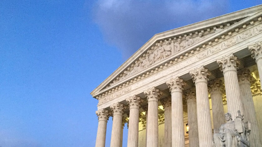 Supreme Court set to rule on insider trading, the death penalty and church schools.