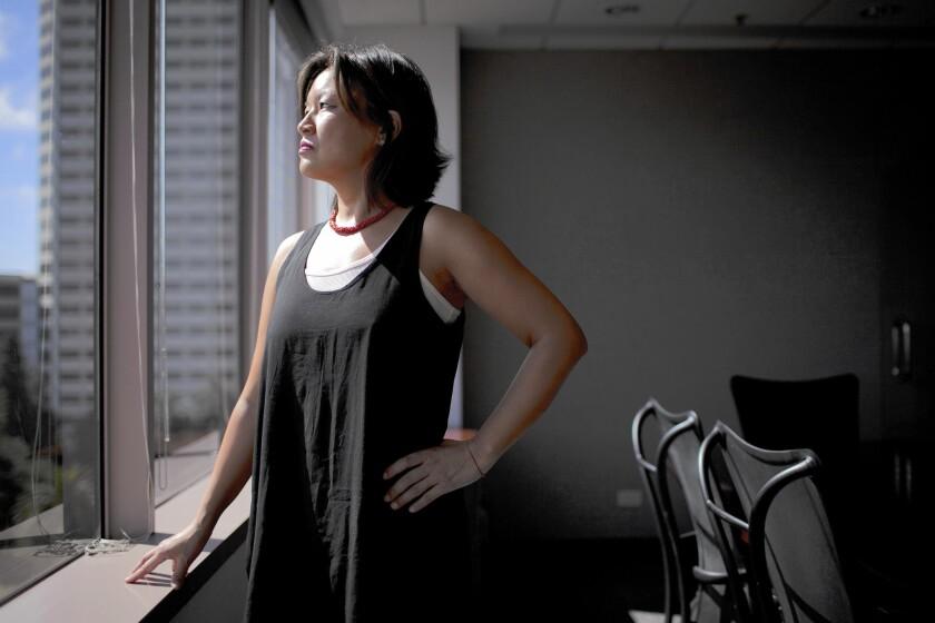 Mimi Lee in embryo battle