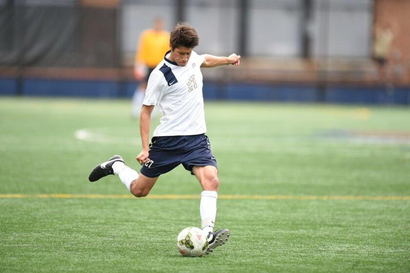 Garrett Heine Photos courtesy of GW Athletics Communications