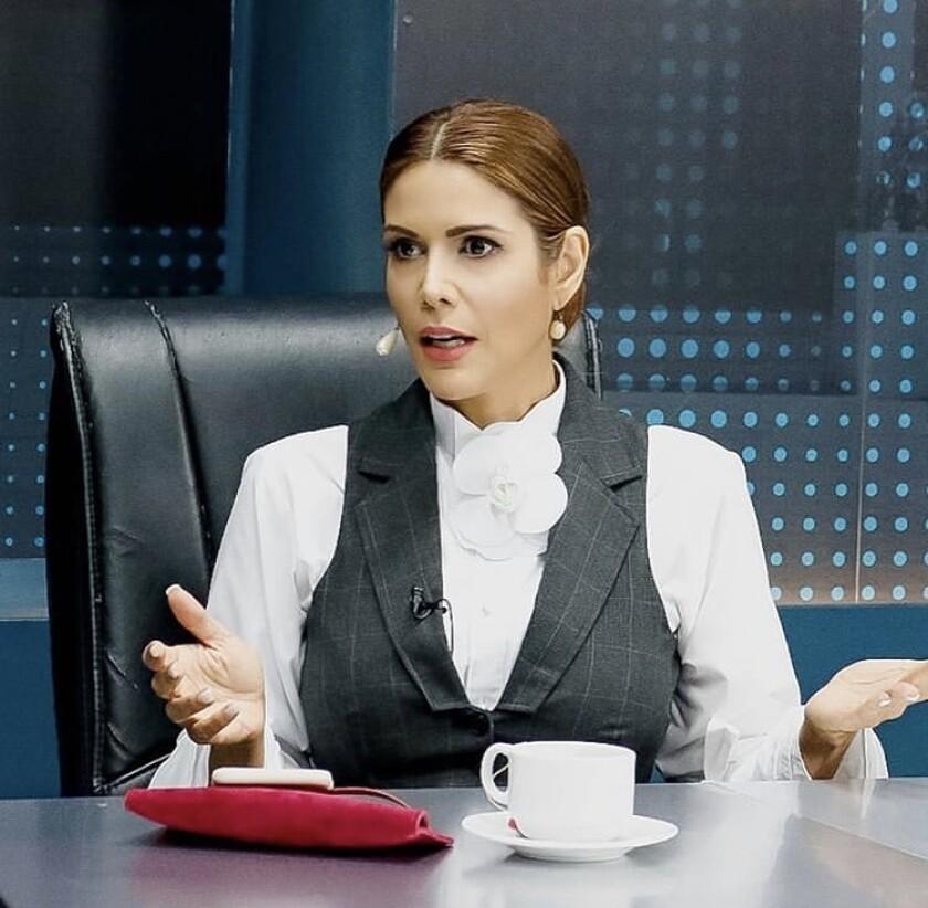 La parlamentaria Milena Mayorga fue designada como embajadora de El Salvador ante el gobierno de Estados Unidos.