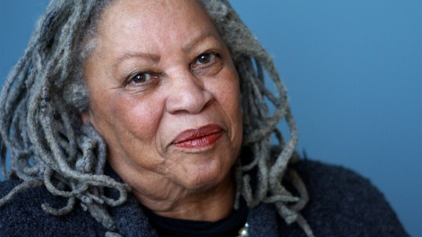 Nobel Prize laureate Toni Morrison turns 84 Wednesday.