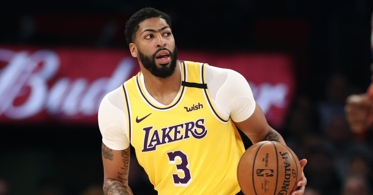 Lakers discuss why they chose slogans for jerseys, or not