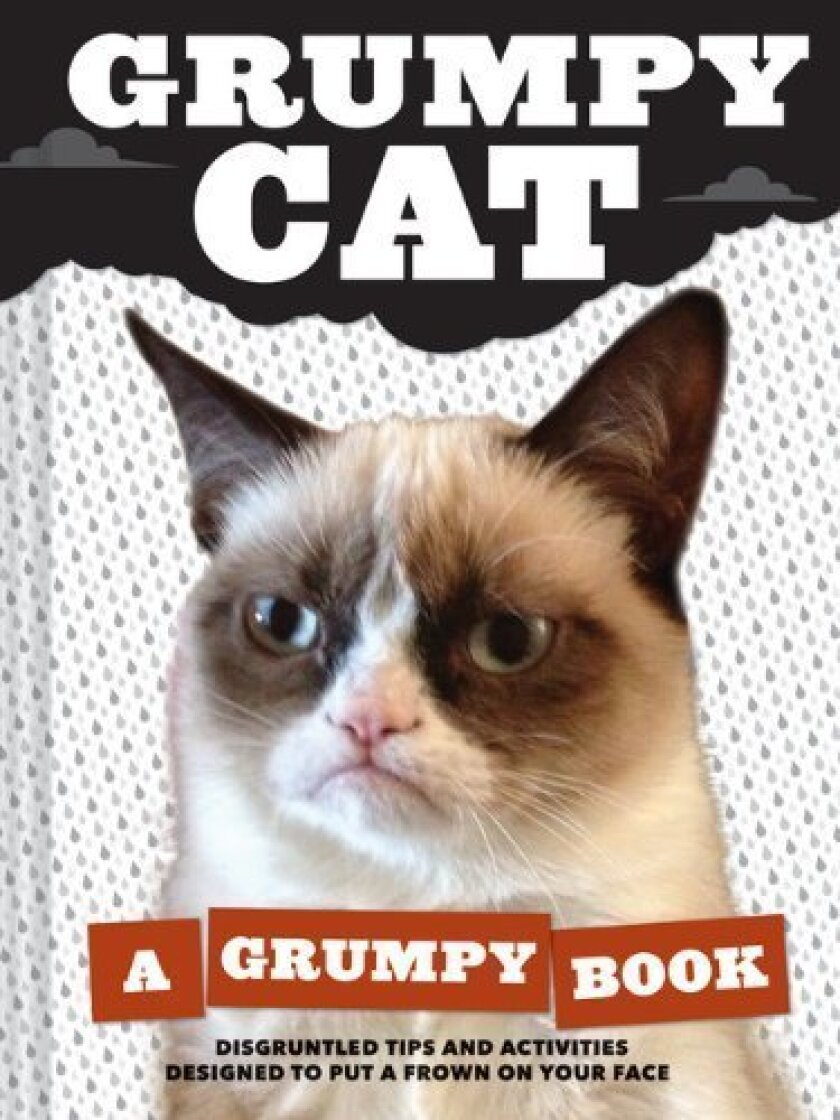 "To promote the upcoming book ""Grumpy Cat,"" Grumpy Cat herself will appear at the Book Expo publishing conference."
