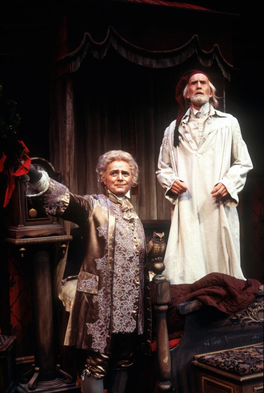 1993's A Christmas Carol at South Coast Repertory