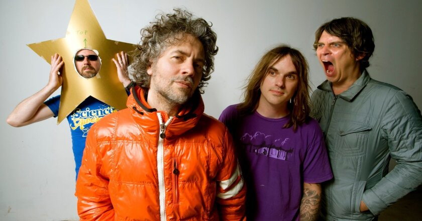 The Flaming Lips performs in Del Mar on Tuesday, June 16.