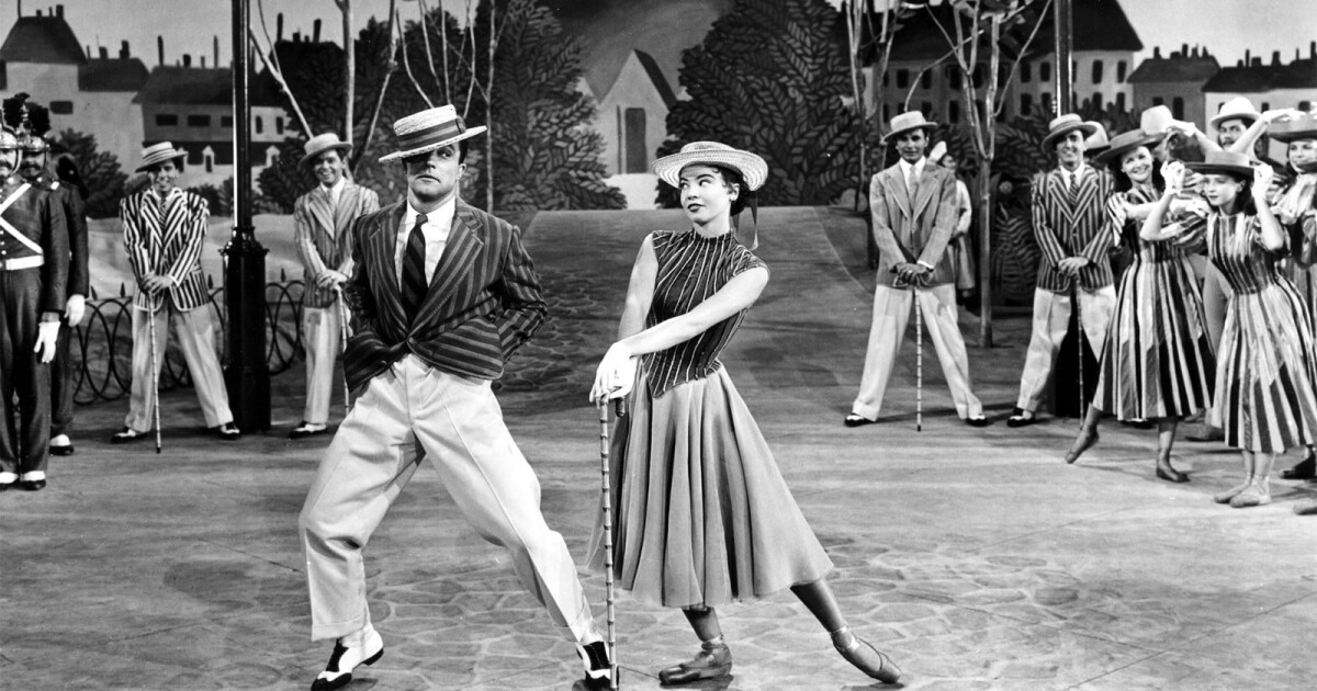 Movies On Tv This Week June 28 An American In Paris On Tcm Los Angeles Times