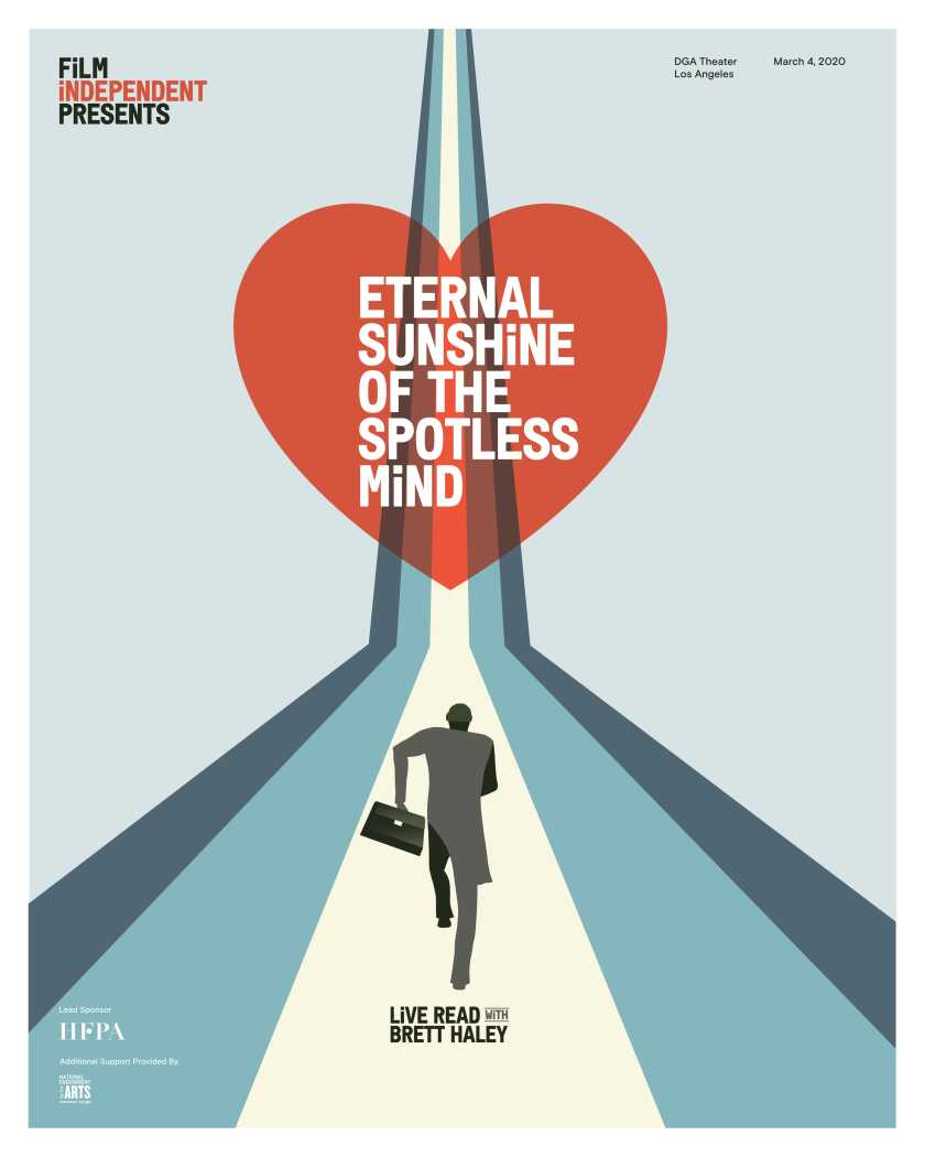 'Eternal Sunshine' Film Independent Live Read