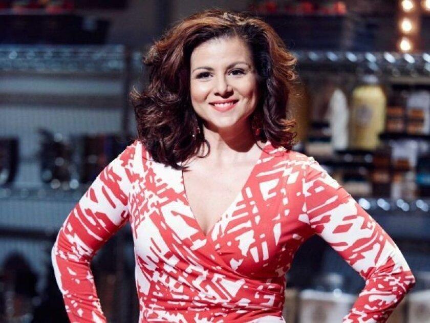 "Local chef Martita Jara is competing on Season 12 of ""Food Network Star."""