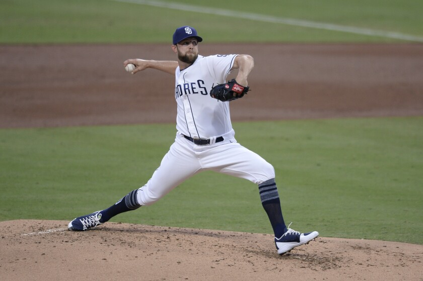 APphoto_Braves Padres Baseball