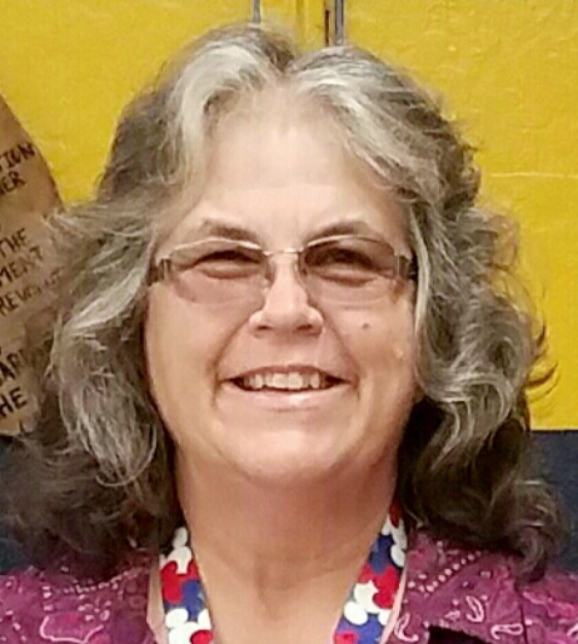 Ramona resident Kim Lasley has performed a wide variety of service projects while raising three girls with her husband Jim.