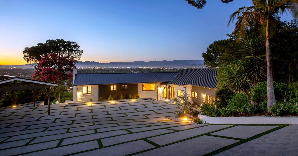 Hot Property: Joe Walsh's former Studio City home for sale