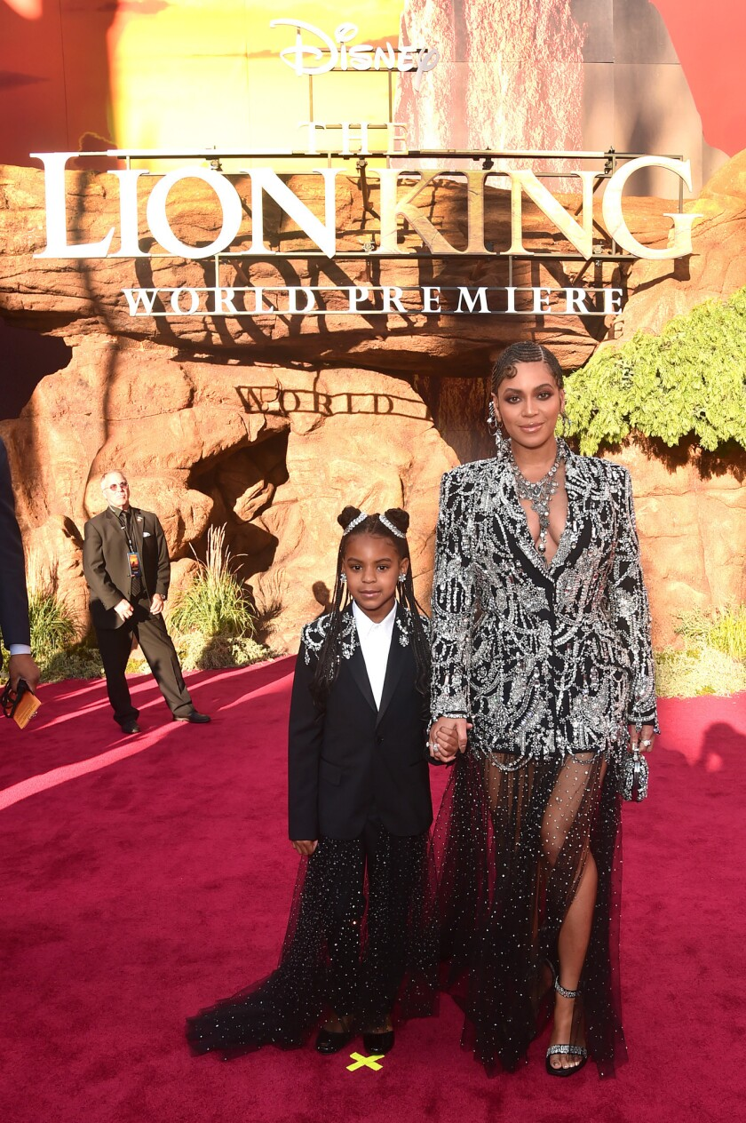 The Lion King' premiere: Even Donald Glover gushed over