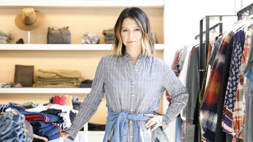 PACIFIC PALISADES-CA-SEPTEMBER 23, 2018: Elyse Walker is photographed at her store, towne by elysewa