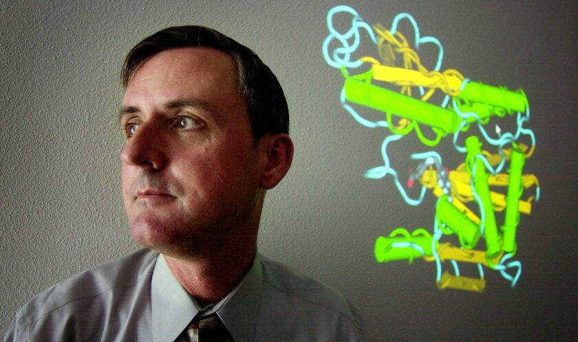 Dr. Glen Evans was director of one of the 20 centers involved in the Human Genome Project. u-t file photo