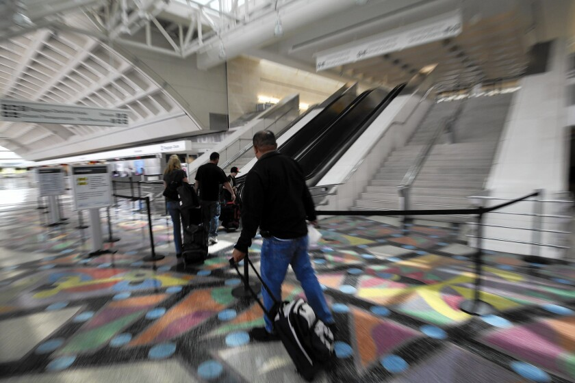 Los Angeles and Ontario battled for years over ownership of LA/Ontario International Airport.