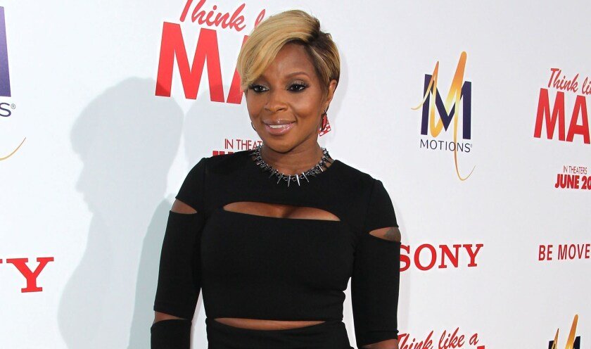 Review: Mary J  Blige has a new album out  Has anyone noticed? - Los