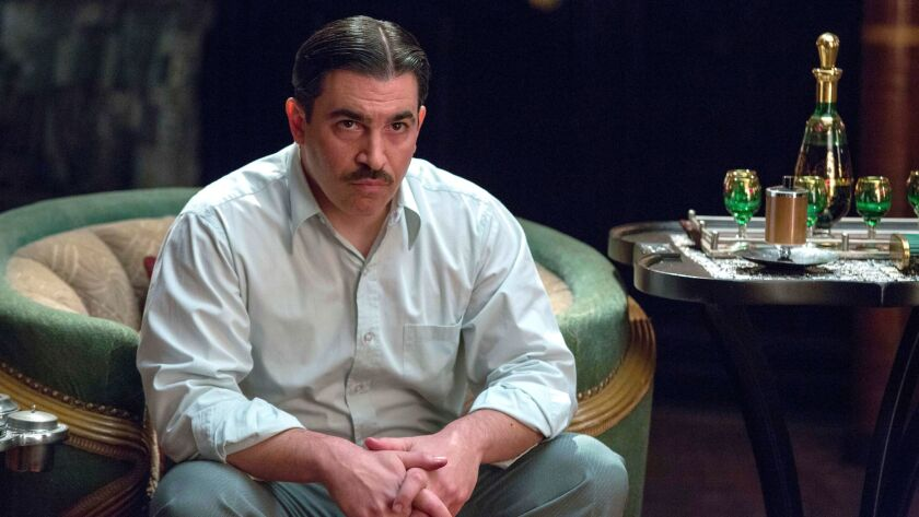 "Chris Messina in a scene from ""Live By Night."""