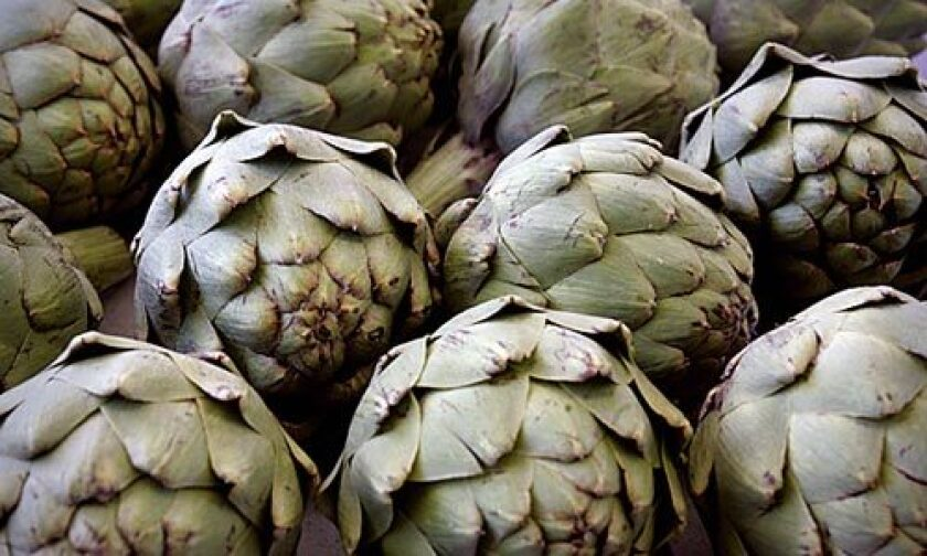 ARTICHOKES: Worth the work.