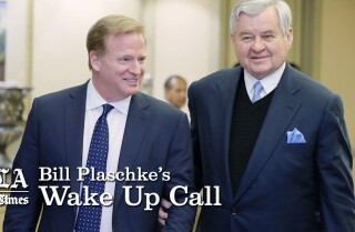 Bill Plaschke's Wakeup Call: The NFL and L.A. saga has an end date