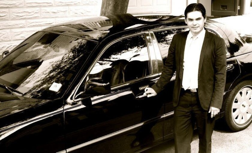 Uber is a car service that provides luxury transportation on demand through the use of a smart phone.
