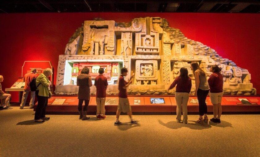 'Maya: Hidden Worlds Revealed' at TheNAT