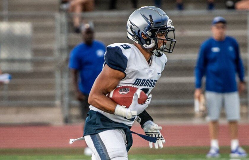Lincoln's Herman Smith is among seven players who have made early verbal commitments to San Diego State for the Class of '21.
