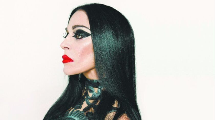 Diamanda Galás creates singular music whether performing her own compositions or songs written by ot