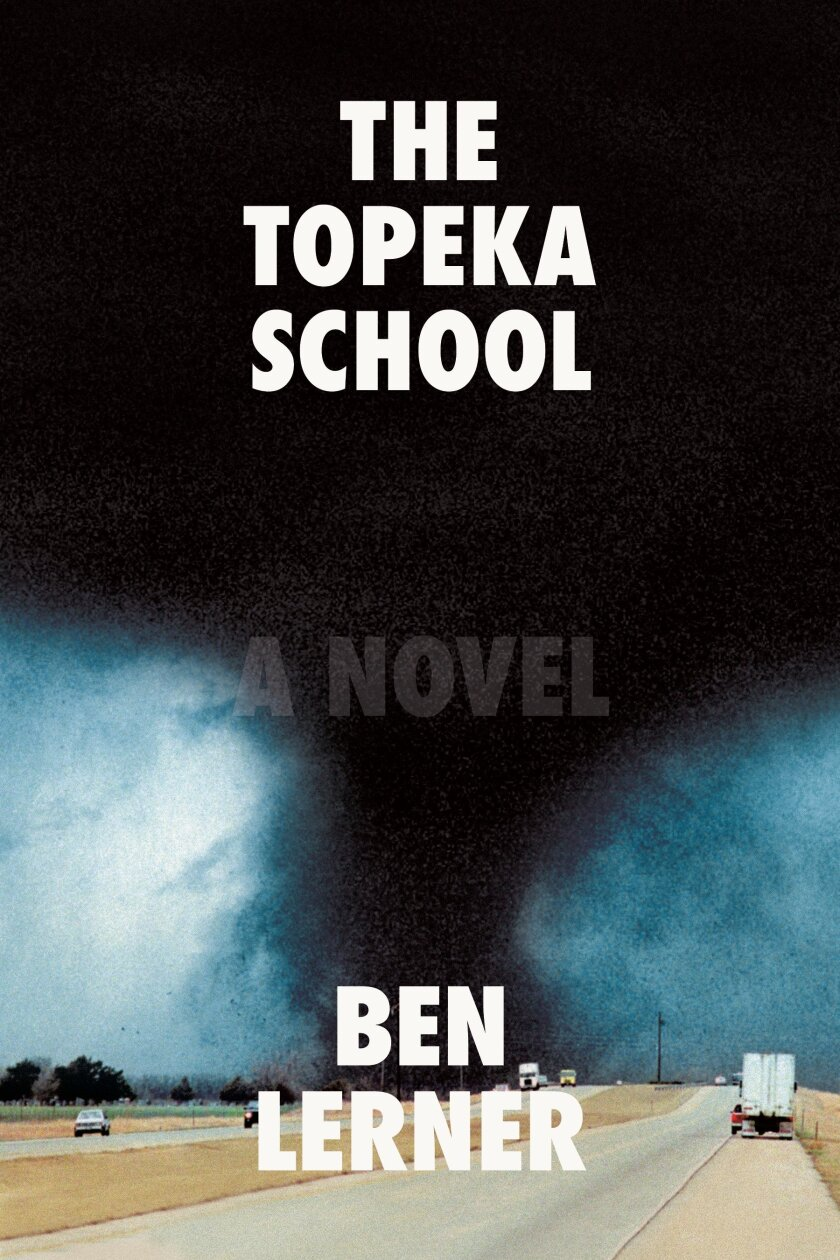 'The Topeka School' by Ben Lerner
