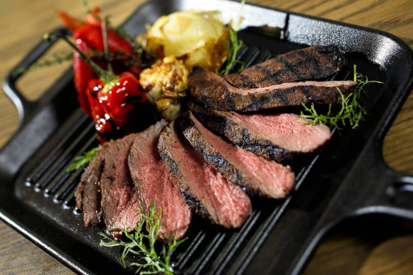 Restaurant review: At Willie Jane, a local phenom refined