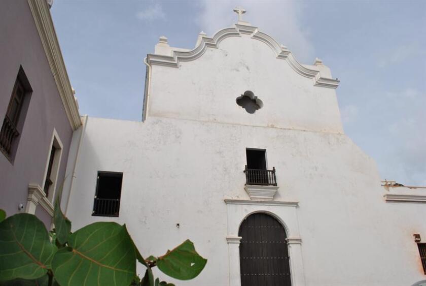 La totalidad de la Iglesia católica en Puerto Rico quedó protegida por la quiebra voluntaria a la que se acogió la Arquidiócesis de San Juan para evitar el embargo de sus cuentas con el que se iba a responder financieramente a una demanda de parte de cientos de maestros. EFE/SÓLO USO EDITORIAL/NO VENTAS