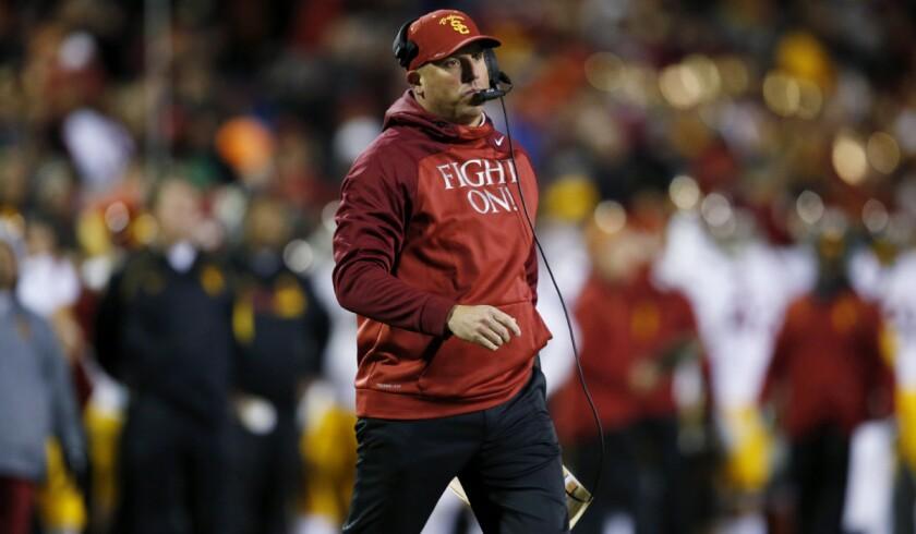 Jim Mora seeks fourth win over USC, against a fourth Trojans coach