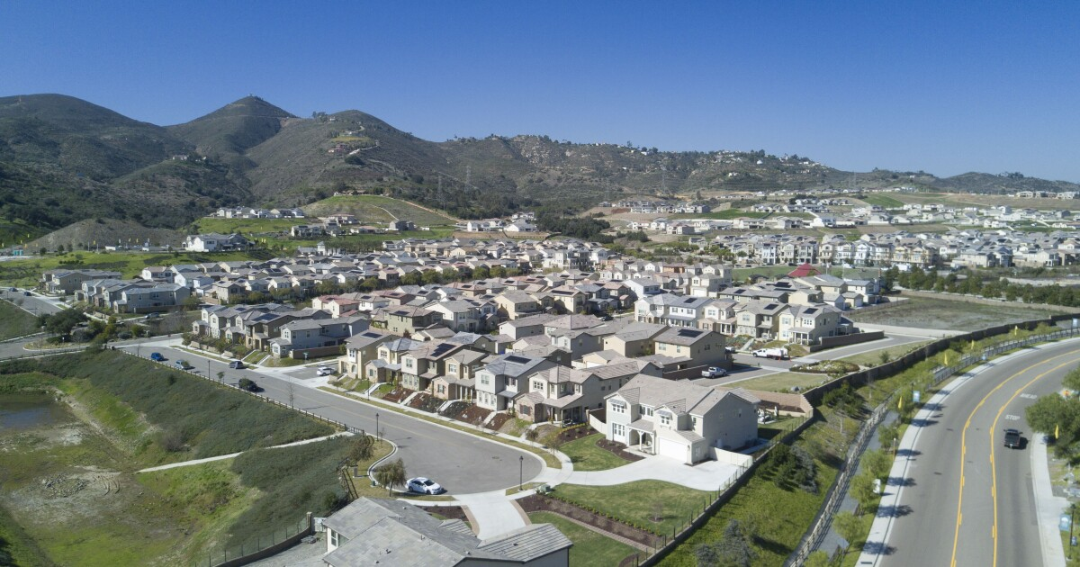 Opinion: California homeowners should be furious with new housing laws