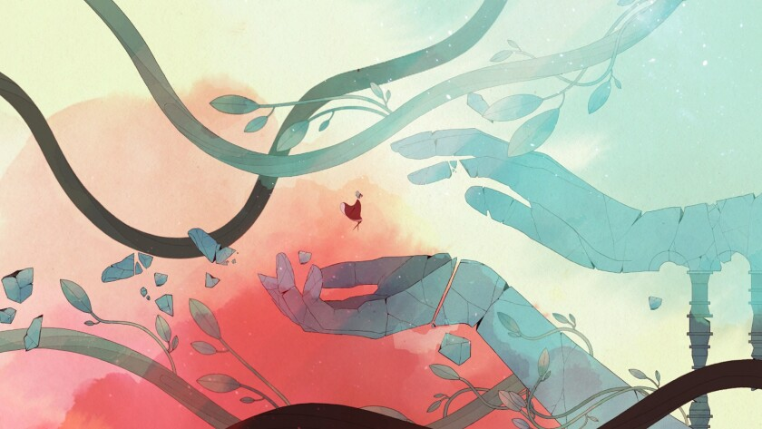 "Thoughtful story-driven games such as ""Gris"" have potential to be played with the family."
