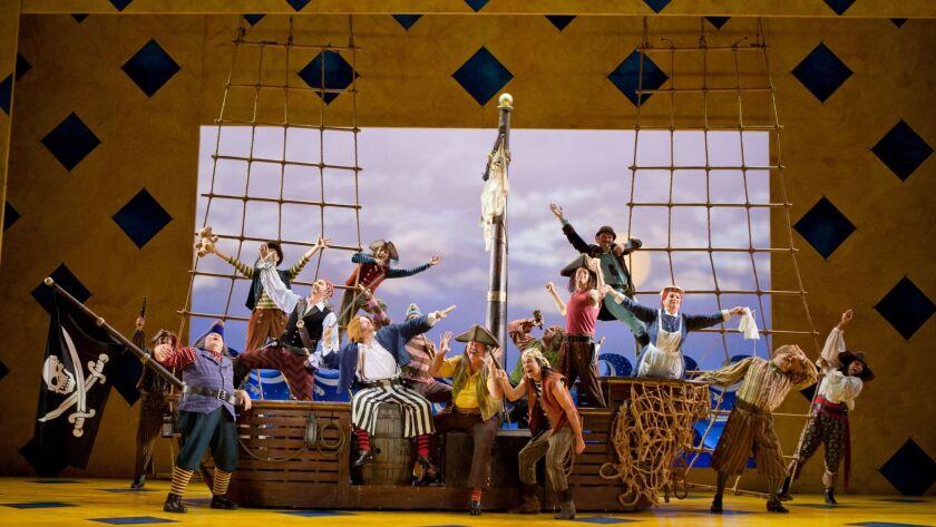 "San Diego Opera's ""The Pirates of Penzance"""
