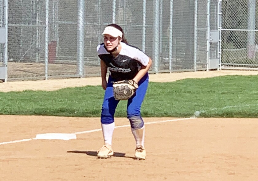 Rancho Bernardo High senior Mackenzie Bivin.