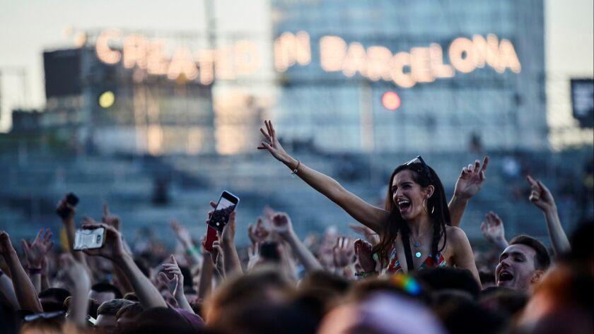 Primavera Sound Festival, Barcelona, Spain - 30 May 2019