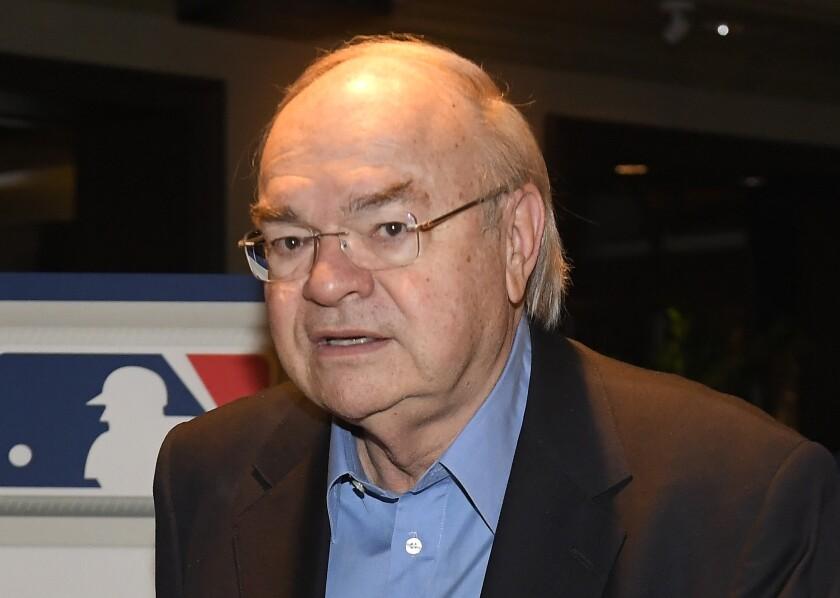 Arizona Diamondbacks managing general partner Ken Kendrick
