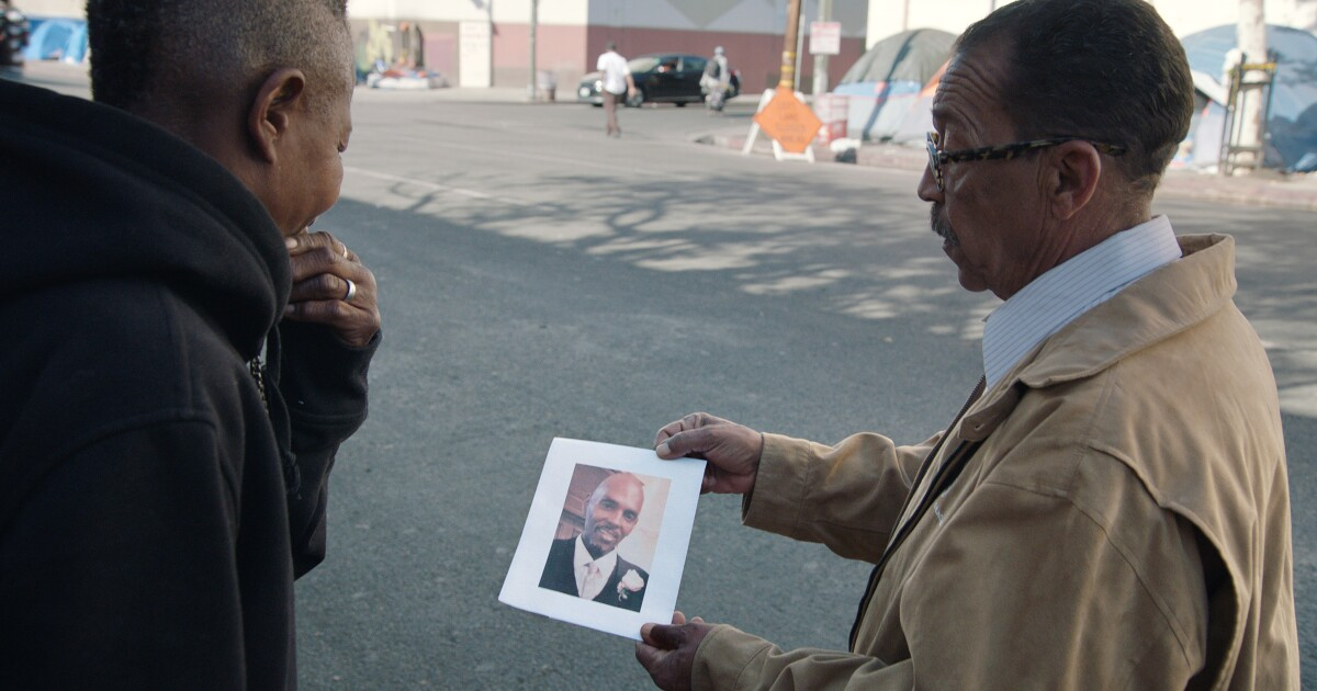 One of L.A.?s most powerful politicians is searching for his homeless son ? cameras in tow