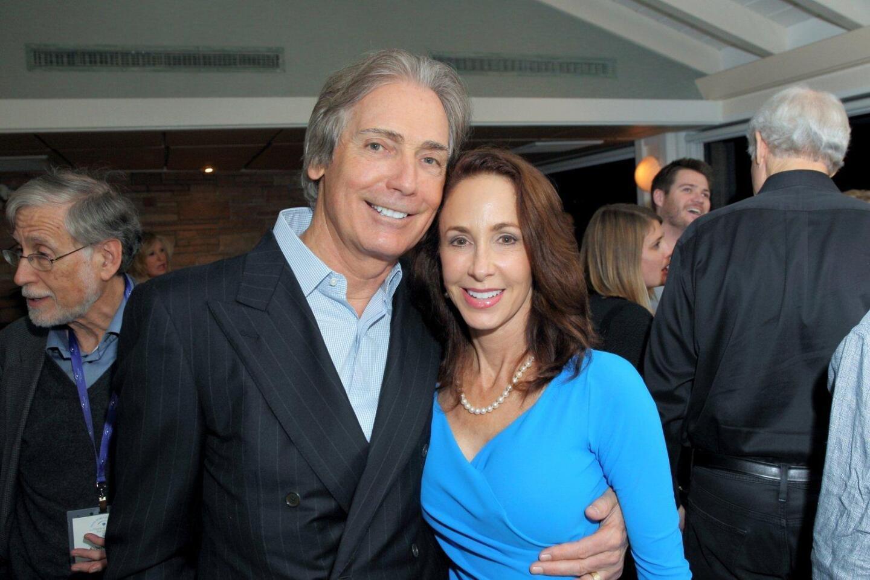 Roger and Tamara Joseph, owners of The Marine Room