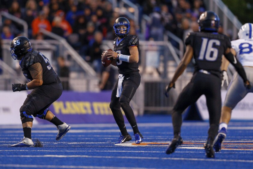 Air Force Boise St Football