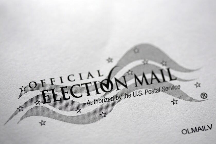 November's general election