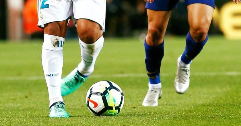 La Liga española, en el centro de la polémica.