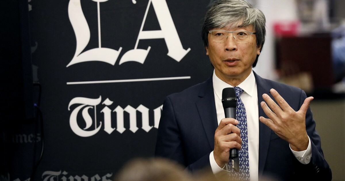 L.A. Times owner plans South Africa vaccine plant
